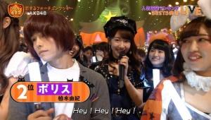 AKB48柏木由紀のポリスコスwwwww