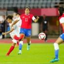 【悲劇】サッカー女子日本・軸の選手が見られない...元なでしこジャパン選手が苦言wwwwww