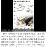 『大量廃棄される恵方巻きを食べる人 去年から減少 なんで食べないの?』の画像