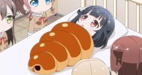 【ガルパ☆ピコ】第9話 感想 チョココロネを食べすぎるとチョココロネになっちゃうぞ