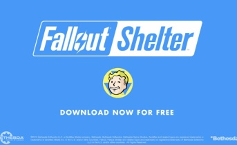 「Fallout Shelter」Android版もリリース予定!