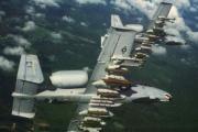 【米空軍】国防費の強制削減を受け、A10攻撃機などの飛行隊削減を検討