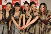 ちっともかわいくない中国のアイドルユニット「青春美少女」が初来日!