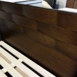 『【お正月・限定セール】フランスベッドのフレームES-901にサータ社のマットレス・スーペリアディ・Dをセット』の画像