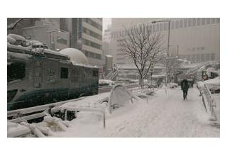 【画像あり】情報ライフ ミヤネ屋 ★積雪中継はやっぱり八王子だね。