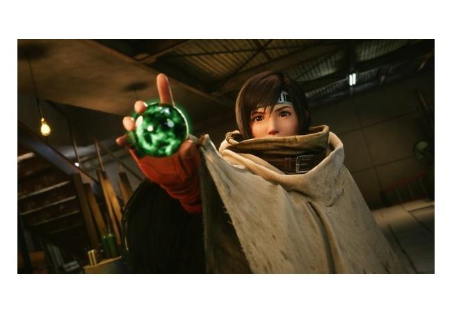 PS5版『FF7リメイク インターグレード』 6月10日発売!!ユフィが主人公の新規エピソード追加