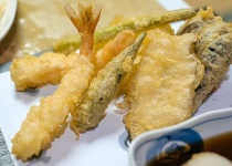 とりあえずなんでも天ぷらにすればおいしくなるという事実