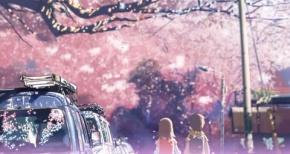 新海誠「秒速5センチメートル」が本日(1/4)限定で無料視聴できるよ!!