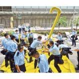『【香港占拠行動】2か月半に及んだ占拠行動、終息へ』の画像