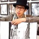 『【絵】キンコン西野亮廣さん終了のお知らせww1000万円の絵に衝撃の事実wwwww(画像あり)』の画像