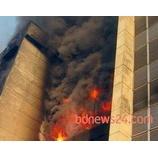 『72時間Blockade再び。縫製工場放火(バングラデシュ・ダッカ)』の画像