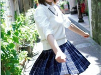 【欅坂46】神楽坂の渡邉理佐が可愛すぎる...(画像あり)
