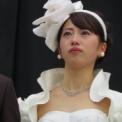 東京大学第65回駒場祭2014 その152(ミス&ミスター東大コンテスト2014の55(ウェディング・藤澤季美歌の涙))