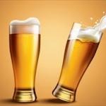 「あ、ビール冷えてね~や....でもすぐ飲むから冷凍庫で冷やそう!!」←結果wwww