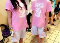 【AKB48大運動会】大縄跳びでやらかした入山杏奈と宮脇咲良の2ショットwww