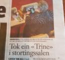 【画像】ノルウェーの首相が議会の最中にポケモンGOをプレイしていたことが発覚