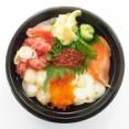 函館 「小僧寿し 富岡店」でワンコイン丼を頂きましょうね