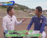 【悲報】赤星憲広さん奥川君を中日色に染めようとする