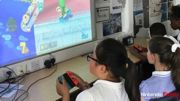 イギリスの小学校で全国規模の「マリオカート」トーナメントが開催される