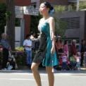 2013年横浜開港記念みなと祭国際仮装行列第61回ザよこはまパレード その86(ザ・ヨコハマスカウツドラム&ビューグルコー/ヨコハマリトルメジャレッツ)の5