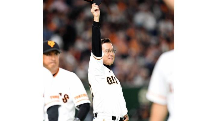巨人の今日の試合で菅野を9回のマウンドに上げた原監督・・・