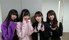 「ザンビ」に齋藤飛鳥と伊藤理々杏が観覧!