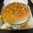 【画像】ビッグマック、謎にめちゃめちゃ綺麗な状態で届くwww。 #マクドナルド #ハンバーガー