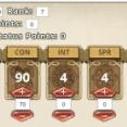 レベルアップ時にどのステータスを強化するか選べるゲーム