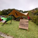 今年初の快適キャンプ