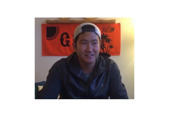 巨人・菅野、チームメイトの誰と結婚したいのかを笑顔で語る!
