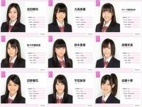 【乃木坂46】星野みなみ、AKB48に2回落ちていた