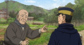 【ゴールデンカムイ 2期】第14話 感想 怪しすぎる白熊を追え!
