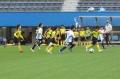 Jリーグ前座試合に4年生が参加しました 横浜FCvsベガルタ仙台