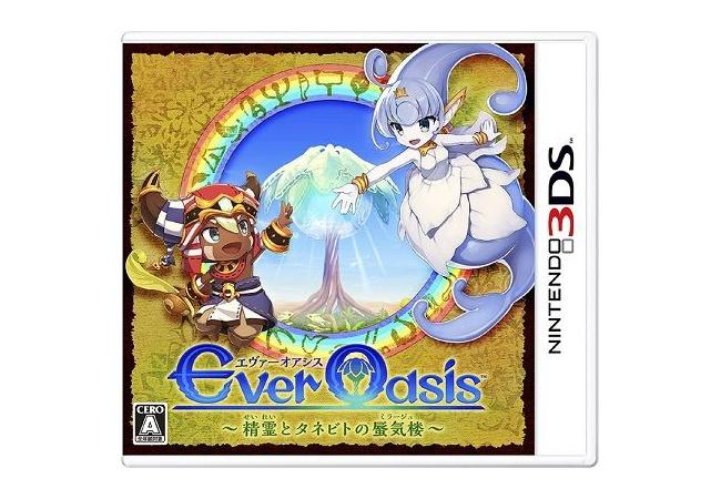 『Ever Oasis(エバーオアシス)』メタスコア80の良評価