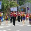 2014年横浜開港記念みなと祭国際仮装行列第62回ザよこはまパレード その48(茅ヶ崎バトン)