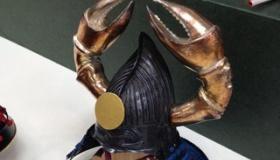 【日本の骨董品】   なんだこれ???戦国武将のつけていた「変わり兜」というものが、非常に変わっていて面白いぞ!   海外の反応