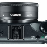『Canonのミラーレス EOS-Mの狙いとは?』の画像