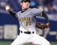 【阪神】中田 7月以来の登板も2回4安打3失点で降板