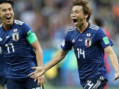 サッカー日本代表、ベルギー相手に2-0でリード・・・