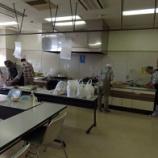 『9月の男の料理「セブン会」活動;東大和市』の画像
