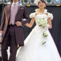 東京大学第65回駒場祭2014 その144(ミス&ミスター東大コンテスト2014の47(ウェディング・藤澤季美歌))