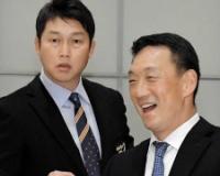 金本氏&新井氏の師弟コンビが初揃い踏み解説「一肌脱ぎます」 20日の阪神-巨人戦