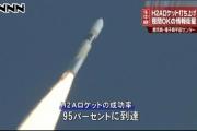 H2Aロケット成功率95%達成 日本の宇宙ビジネスが軌道に乗ってきたな