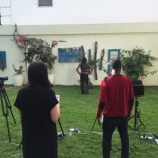 『【ザンビア】ザンベリーのテレビ撮影に混ぜてもらうの件。』の画像