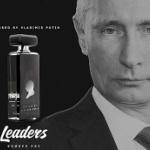 【動画】ロシア、モスクワで「プーチンの香水」発売も不評!市民「安物の香水」 [海外]