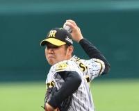【阪神】西勇輝、トミーズ雅に来季180イニング約束