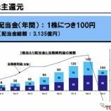 『【日本株がクソな理由】20年連続増配の明光ネットワークジャパンがあっけなく減配。』の画像