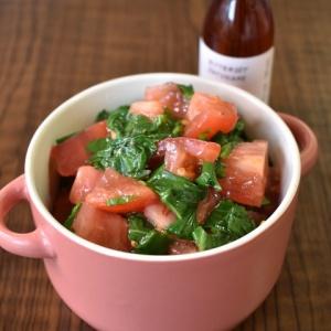 夏野菜いっぱい♪ねばねばトマト