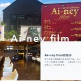『ヘアサロン ホームページ制作実績 〜Ai-ney film西尾店〜』の画像