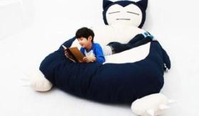 【家具】  子供も大喜び!! ポケモンのカビゴンがベッドになったぞ!!(288ドル)   海外の反応